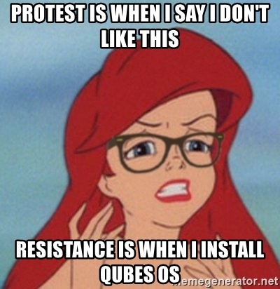 protest-is-when-i-say-i-dont-like-this-resistance-is-when-i-install-qubes-os